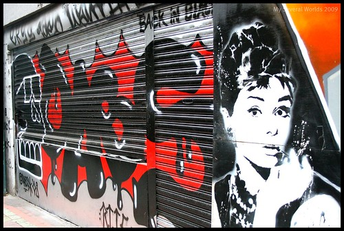 Oh, Audrey - Love from Ximending