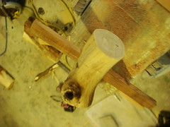 hammer making[みかんの槌作成]-07