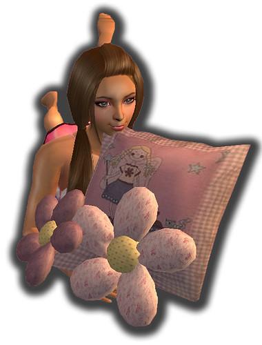 Pyjama Sims by skypinka.