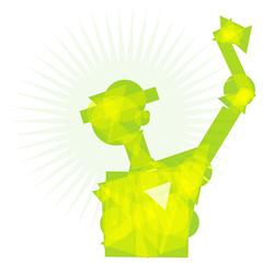 editada-por-alegria (·teleoalreves·) Tags: play revolucion share reinterpretation teleoalreves generosidad minumi