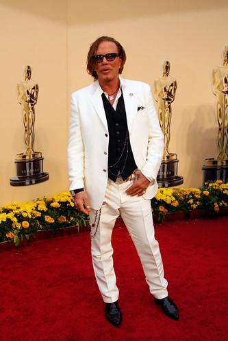 Premios Oscar Mickey Rourke
