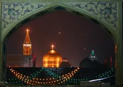 (Reza-ir) Tags: iran holy mashhad khorasan    emamreza