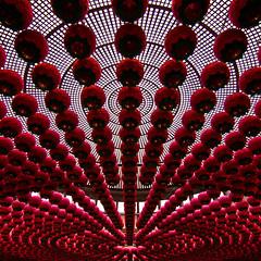 (janbat) Tags: red rouge nikon pattern dof belgique echo bruxelles ceiling tokina repetition d200 f4 1224 plafond reps vote galeriemarchande jbaudebert upcoming:event=1502250