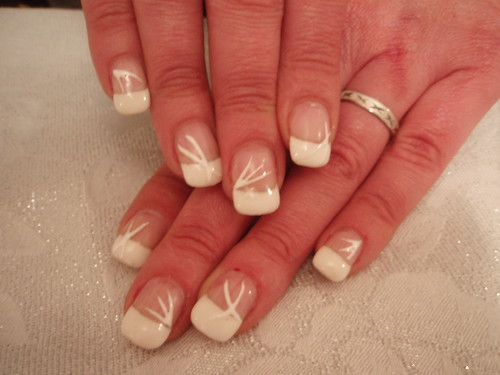 nail white lines nails art designs gallery nail art designs gallery