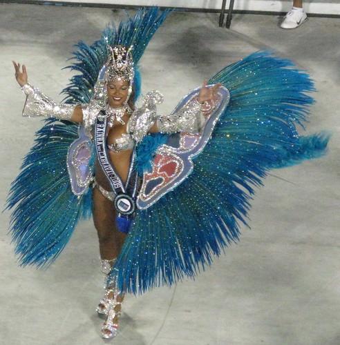 Brazil Carnival 2009. de Janeiro Carnival 2009