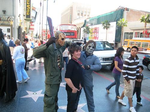 Лос-Анджелес, март 2009