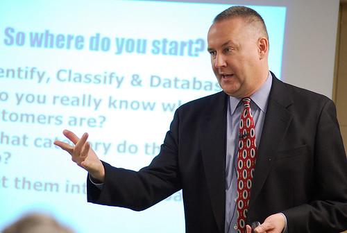 Brent Burns – Customer Retention Presentation – photo 15