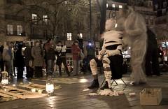 homenaje a las víctimas del conflicto social y armado colombiano