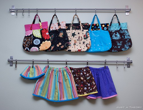 Skirts and Bags
