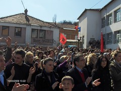 HPIM6849 (RufiOsmani) Tags: macedonia change albanian elections 2009 kombi osmani gostivar rufi shqip flamuri maqedoni gjuha rufiosmani zgjedhje ndryshime politike