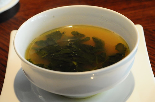Double-boiled Watercress Soup