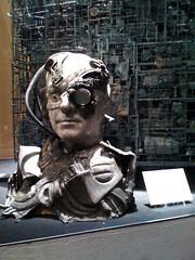 The Borg (sklender) Tags: startrek borg assimilation scifi borgcube detroitsciencecenter sklender startrektheexhibition