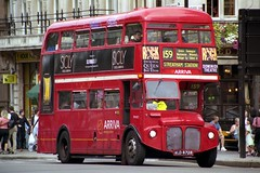 Arriva RM1872 ALD872B (Zippy's Revenge) Tags: bus london icon routemaster iconic arriva aec