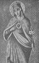 Coeur douloureux et Immaculé de Marie selon Berthe Petit