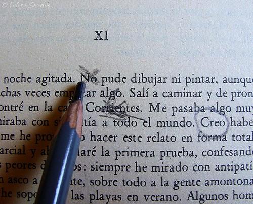 XI  Noche Agitada / Sacapuntas by Felipe Smides
