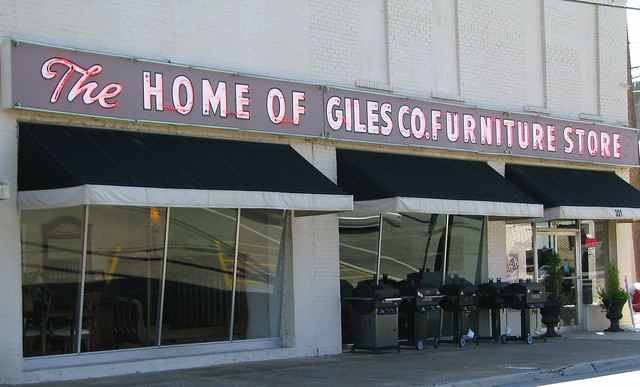 Giles County Furniture Store