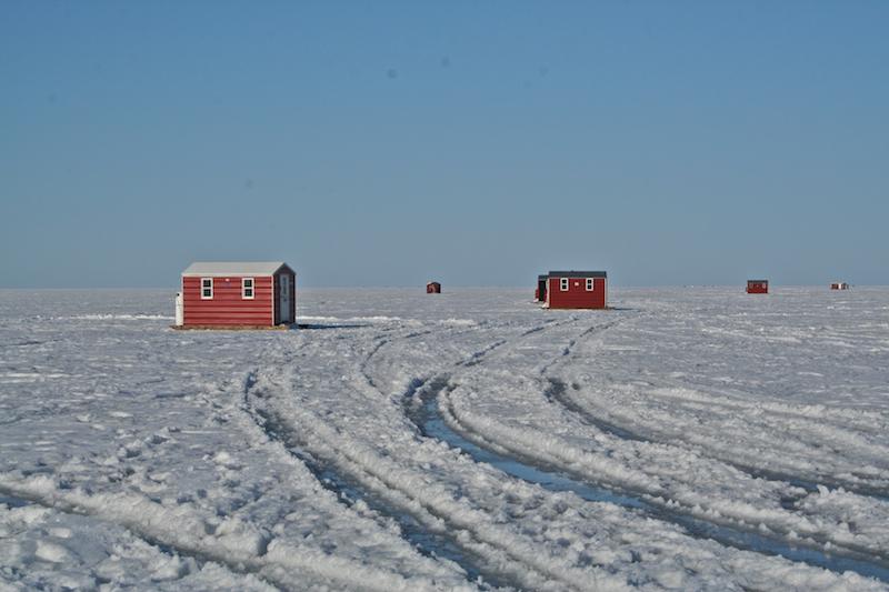 Arnesen's Rocky Point - March 2009