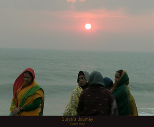 Surya's Journey (Awaiting the Sun 5)
