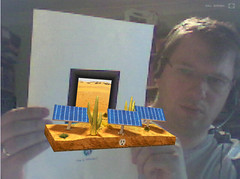 Augmented Reality - Solar Power