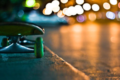 (Dr ƒeelgood ®) Tags: road italy sport night lights italia bokeh wheels happiness skate skateboard sicily sk palermo sicilia drfeelgood piazzacastelnuovo peppebrico goldenart flickrcinated