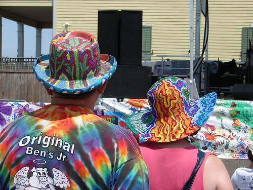 cool hats riverfest algiers
