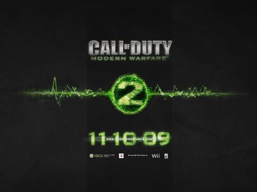 call of duty modern warfare 4 wallpaper. Call of Duty: Modern Warfare 2