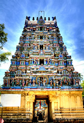 Thirumanancheri  - Temple of Marriage (Sutheshnathan) Tags: wedding india temple religion marriage hindu sutheshnathan
