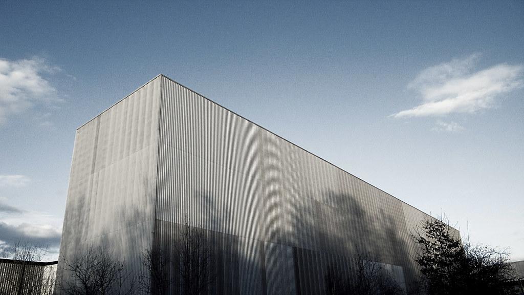 ett stycke arkitektur