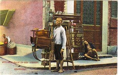 (China Postcard) Tags: china old people woman man kids lady vintage photo child shanghai postcard chinese beijing