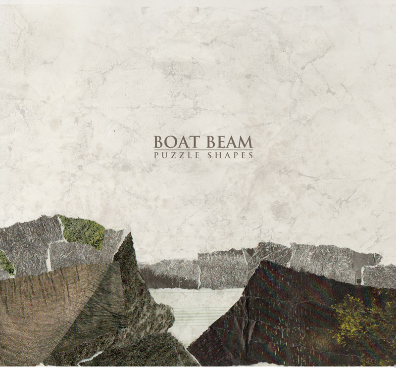 BOAT BEAM: Puzzle Shapes (Origami Records 2009)