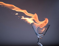 The Devils' Martini (ICT_photo) Tags: orange ontario glass bar fire cool guelph sb600 martini flame alcohol satan devil uncool meh flaming cool2 ianthomas cool5 cool3 cool6 cool4 strobist cool7 ictphoto cool8 iceboxcool thedevilsmartini