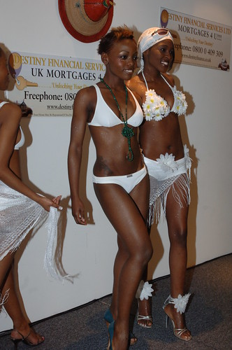 DSC_0364 Miss Southern Africa UK Beauty Pageant Contest at The Commonwealth Club London Swimwear Bikini Fashion Model Dec 2006