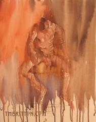 Art Erotica 2009 Pose 3