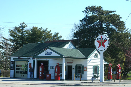 Old Texaco Station
