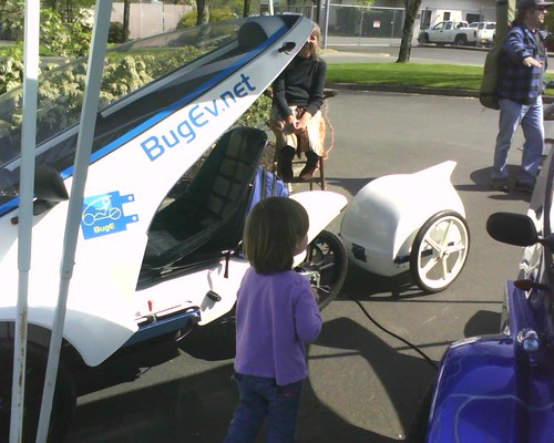 BugE Electric Vehicle