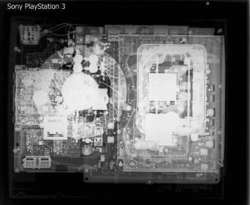 PS3 Xray