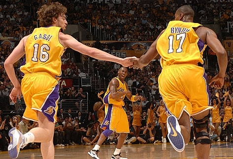 Pau loves Andy