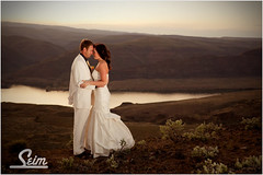 Edge Of Forever (Gavin Seim) Tags: b wedding sunset photoshop groom amazing outdoor cinematic lightroom cabe presets dressmbride washingtonbridebride