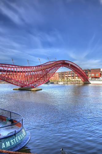 ponte rosso amsterdam