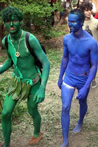 Green 'n Blue