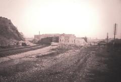 Mangotsfield Station 1960s (emmdee) Tags: station railway 1970s mangotsfield bristolarea