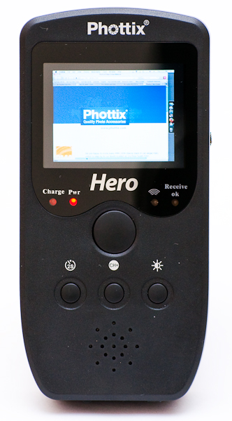 Phottix Hero with video feed from my MacBook Pro- DSC_1036