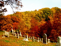 Sleepy Hollow Cemetery by gsz