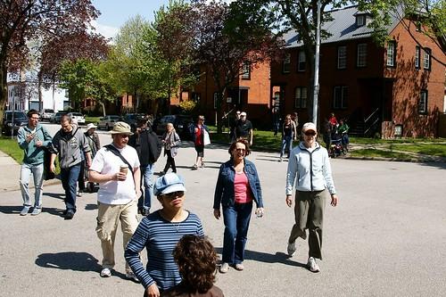 Jane's Walk - Walkerville, Windsor
