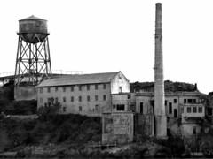 Alcatraz Island - F (T.L.A.) Tags: sanfrancisco california urban water landscape island cityscape marin bayarea alcatraz sausalito