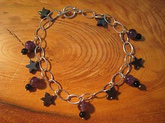 IMG_2717small (greentreecrafts) Tags: stars jewellery hematite amethyst sterlingsiler