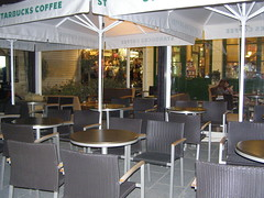 starbucks old port hania chania