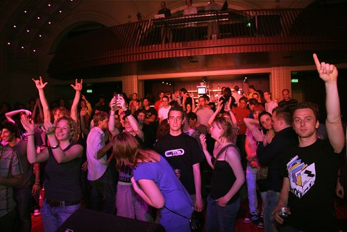 John B @ Luxor Live, Arnhem, Netherlands 25.04.09