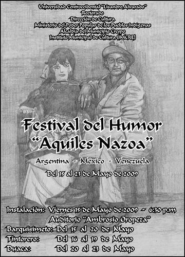 Festival de Humor Aquiles Nazoa