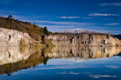 Blue Lake, St Bathans (Chris Gin) Tags: blue newzealand lake filter nd centralotago graduated stbathans singleexposure photocontesttnc09